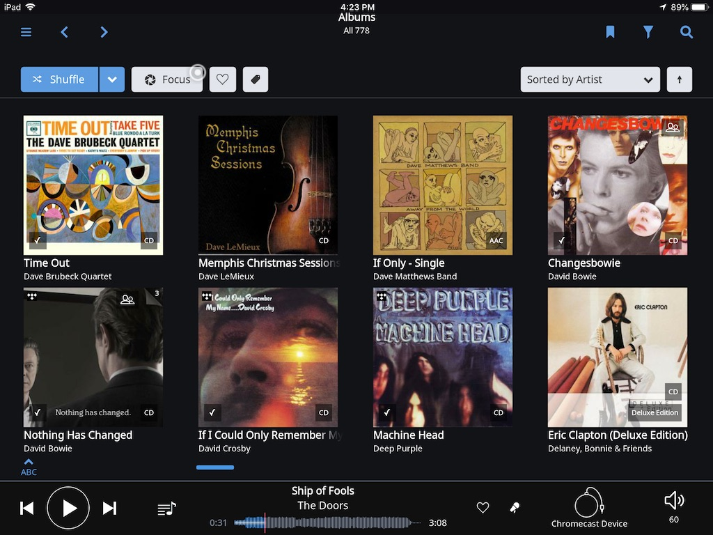 Bye bye Pi  Hello Chromecast Audio     - AbeCollins - Computer Audio